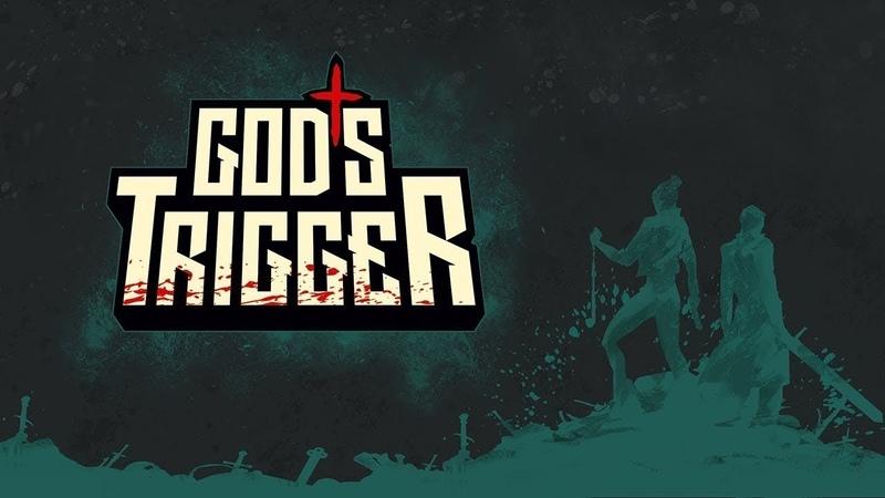 ► Gods Trigger Бомбящее прохождение part 2 ( lets play )