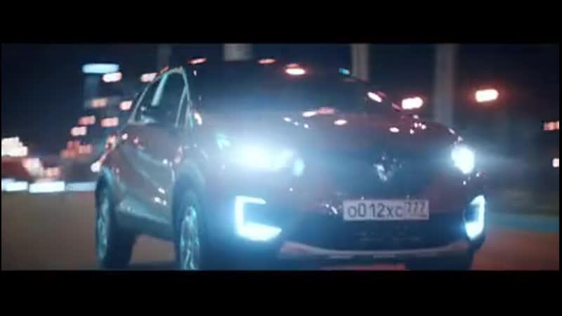 Кроссоверы и внедороники Renault на Югорском тракте