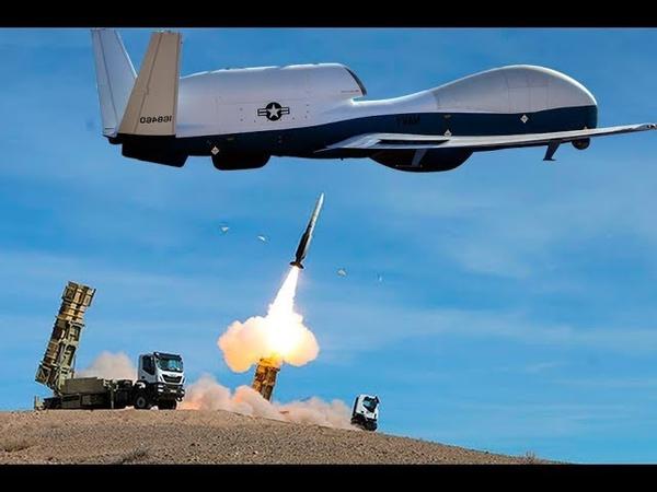 В Пентагоне признали: Иpан cбил беспилотник-разведчик США MQ-4C Triton...