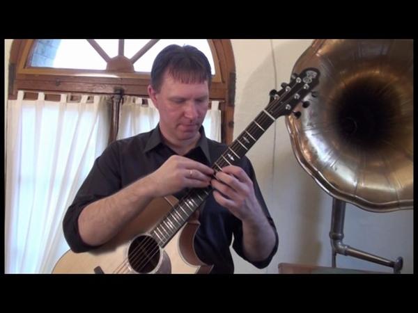 Vitaly Makukin - Nuages D.Reinhardt 2013( France)