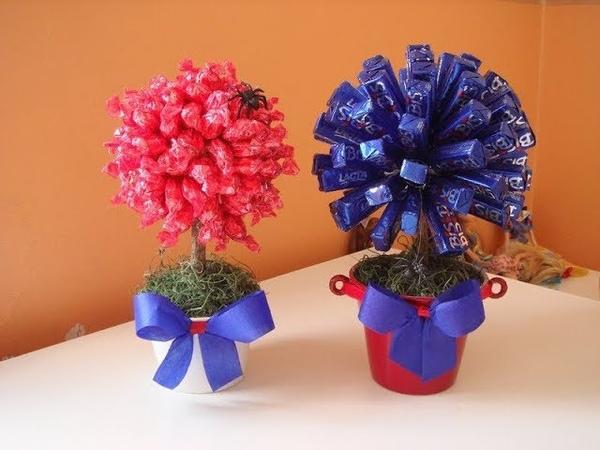 Mini Árvore de chocolate Biss,para você presentear que ama.