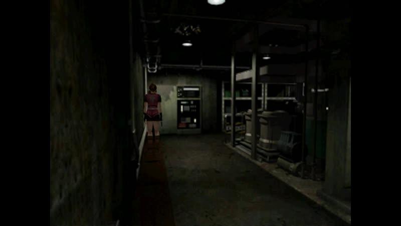 Resident evil 2 (PS 1) RUS часть 5