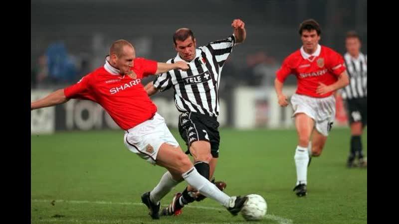 Лига чемпионов 199899. Полуфинал. 2-й матч. «Ювентус» Италия - «Манчестер Юнайтед» Англия (21.04.1999)