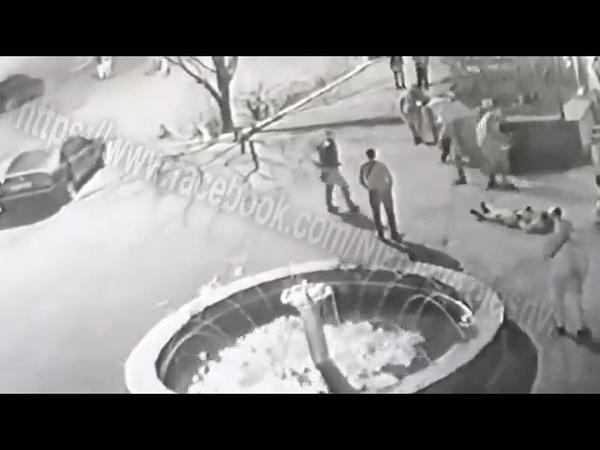 У Кривому Розі побили співробітників поліції і відібрали зброю