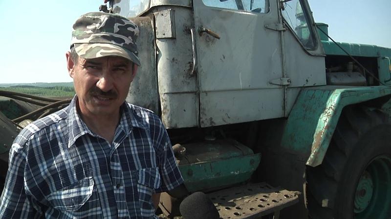 Весенне полевые работы в Караидельском районе подходят к концу