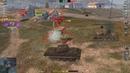Wotblitz Супер бои на прем технике Y5 T34 AMX 30B Pantera M10 M4 FL10 мастера своего дела