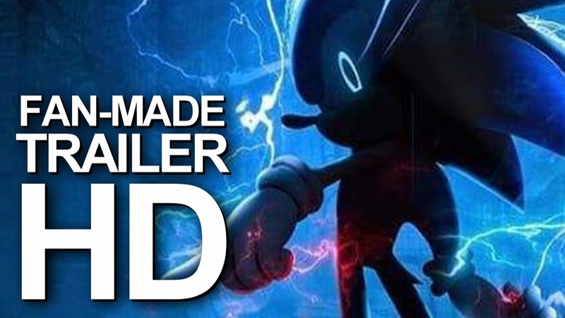 Sonic The Hedgehog 2019 | Movie Trailer Fan-Made HD