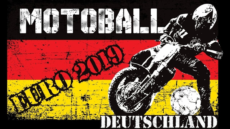 MOTOBALL EURO-2019. Germany vs Belarus Германия - Беларусь