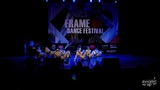 BeLKa - BEST STRIPHIGH HEELS TEAM PROFI - FRAME UP XI FEST