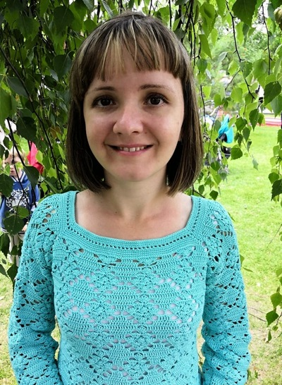 Владлена Обросова (Черенкова)