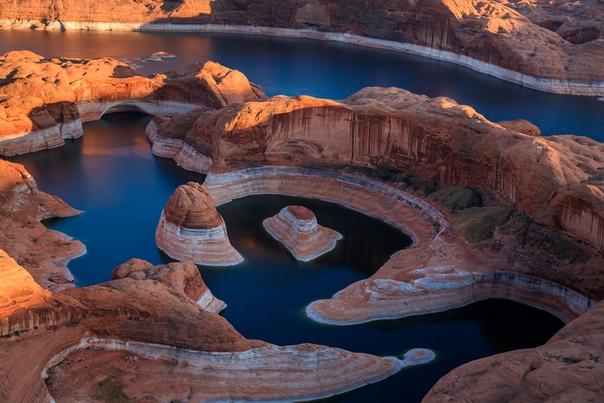 Озеро Пауэлл (Аризона, США)