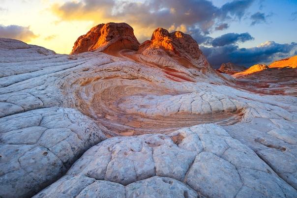 Белый карман, Мраморный каньон, Аризона, США
