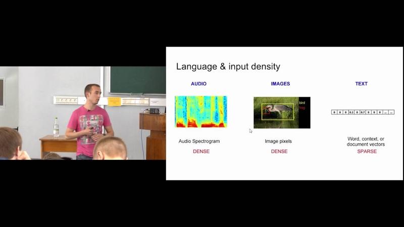 [ИТ лекторий]: Использование TensorFlow для анализа языка и умных ответов на запросы