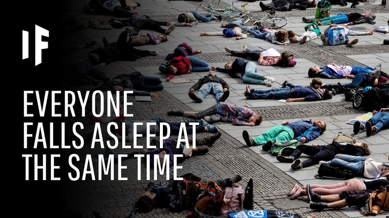 What If Everyone Fell Asleep at the Same Time