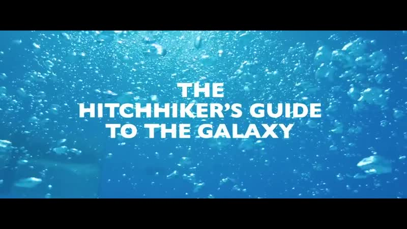 So long and thanks for all the fish - Hitchhiker's Guide (HD)