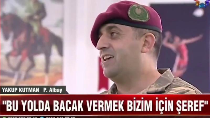 Kahraman Gazi Albay Yakup Kutman Görevinin Başında 2018