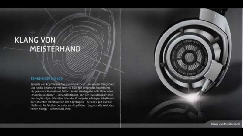 Chris Jones / No Sanctuary Here - Track 2 - Sennheiser HD 800 / Klang Von Meisterhand