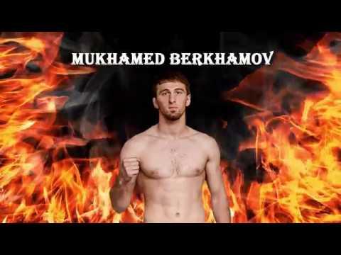 Мухамед Берхамов - Мастер удушающих приемов | Mukhamed Berkhamov - Master of Submission