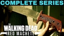 The Walking Dead: Red Machete   The Complete (FULL) Volume 1-2 HD TWD AMC Series