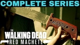 The Walking Dead Red Machete The Complete (FULL) Volume 1-2 HD TWD AMC Series