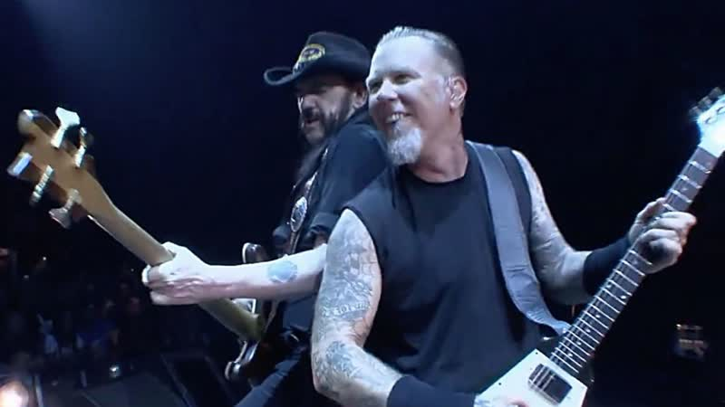 Metallica Lemmy - 1 Damage Case, 2 Too Late, Too Late