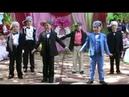 Ну, очень крутой танец мальчиков на выпускном в детском саду