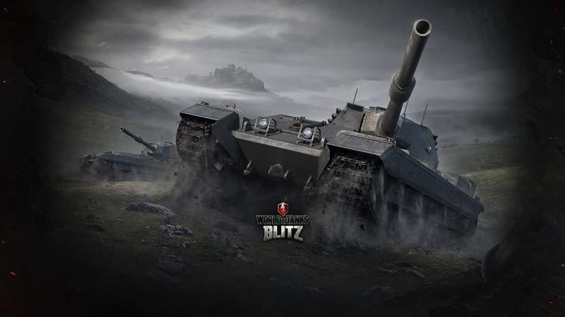 Flaming_Farts в World of Tanks Blitz.Т-54 3000 DMG. 70,4500WN8