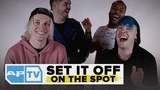 Set It Off On Their Beef with Queen Latifah, Fall Out Boy Covers and More AP