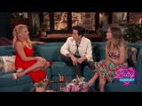 Cole Sprouse Haley Lu Richardson Went to Strip Clubs Together on Busy Tonight E! News