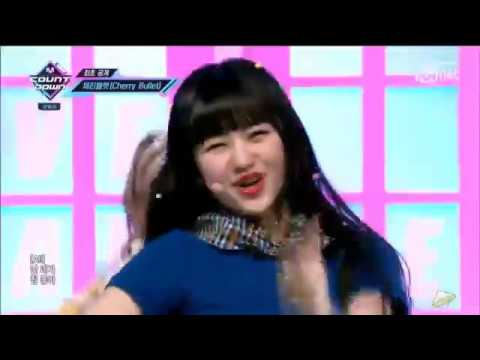 190523 Cherry Bullet (체리블렛) - 탁구공 (Ping Pong) Really Really (네가 참 좋아) @ M!Countdown Comeback Stage