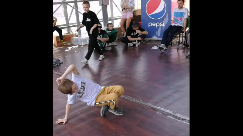 Bboy Flash, Minsk Street Gamez 2019