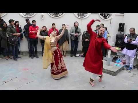 Mere Dholna | Rima Shamo Aleksandre Tamarashvili | Embassy of India in Armenia Yerevan