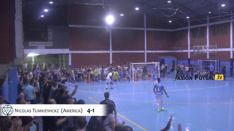 Чемпионат Аргентины América del Sud 11 Kimberley 2 1 тур