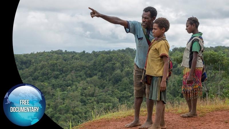 Most dangerous ways to School - PAPUA NEW GUINEA