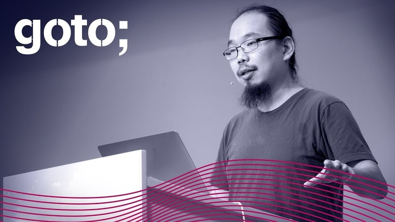 GOTO 2018 • Making Microservices Micro with Istio and Kubernetes • Ray Tsang