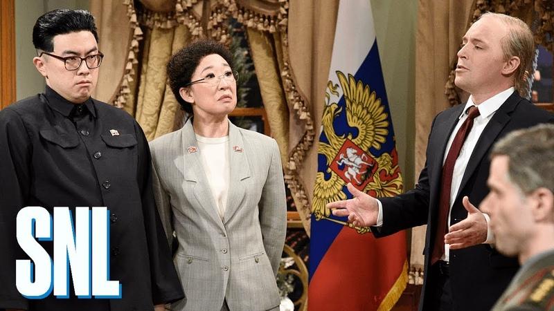 Kremlin Meeting - SNL