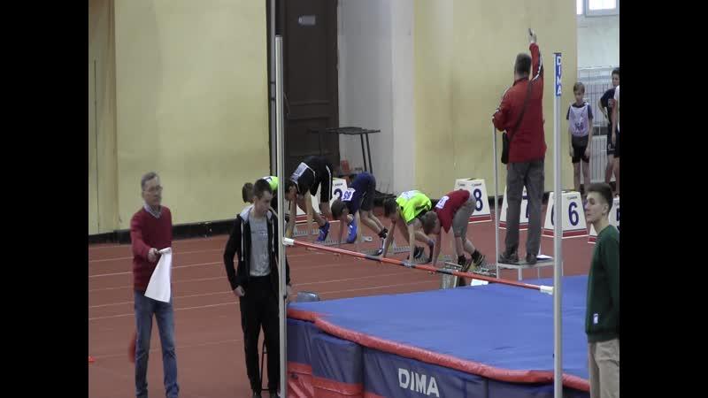Матвей Княженко 60м