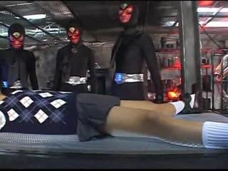 Zjpr-05 super heroine jr.saves the crisis !! 3 beauty fighter sailor soldier alpha - director's cut