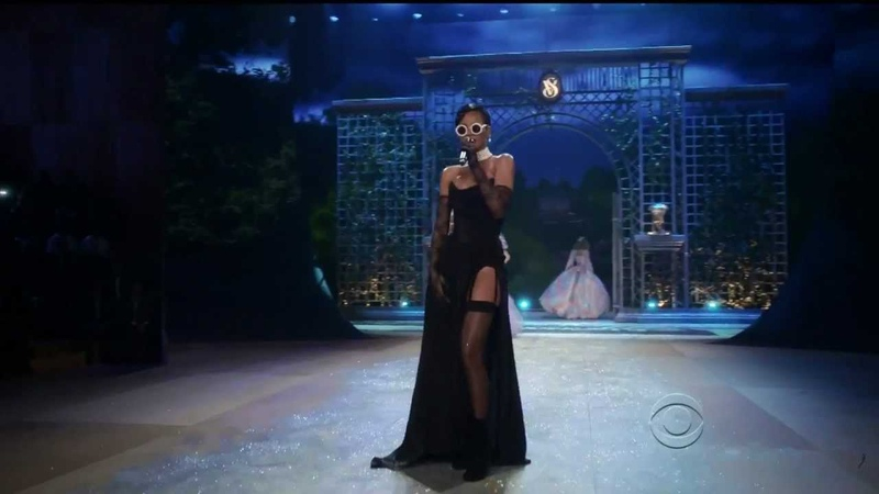 Rihanna - Diamonds Live Victorias Secret Fashion Show 2012 1080p HD