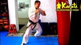 Как жестко отбить печень Киокушинкай каратэ How hard to beat off the liver Kyokushinkai karate