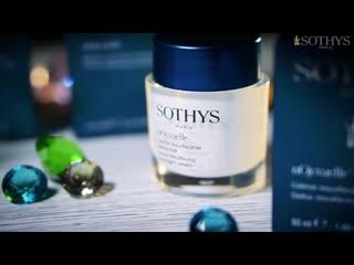 Sothys! Sothys мир сияющей красоты и изысканных ощущений