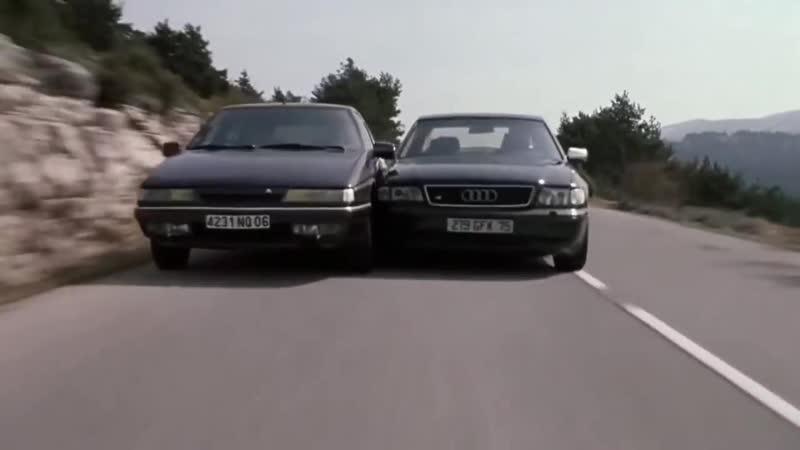 Audi S8 v Audi S3 v Audi A8 - DRAG RACE