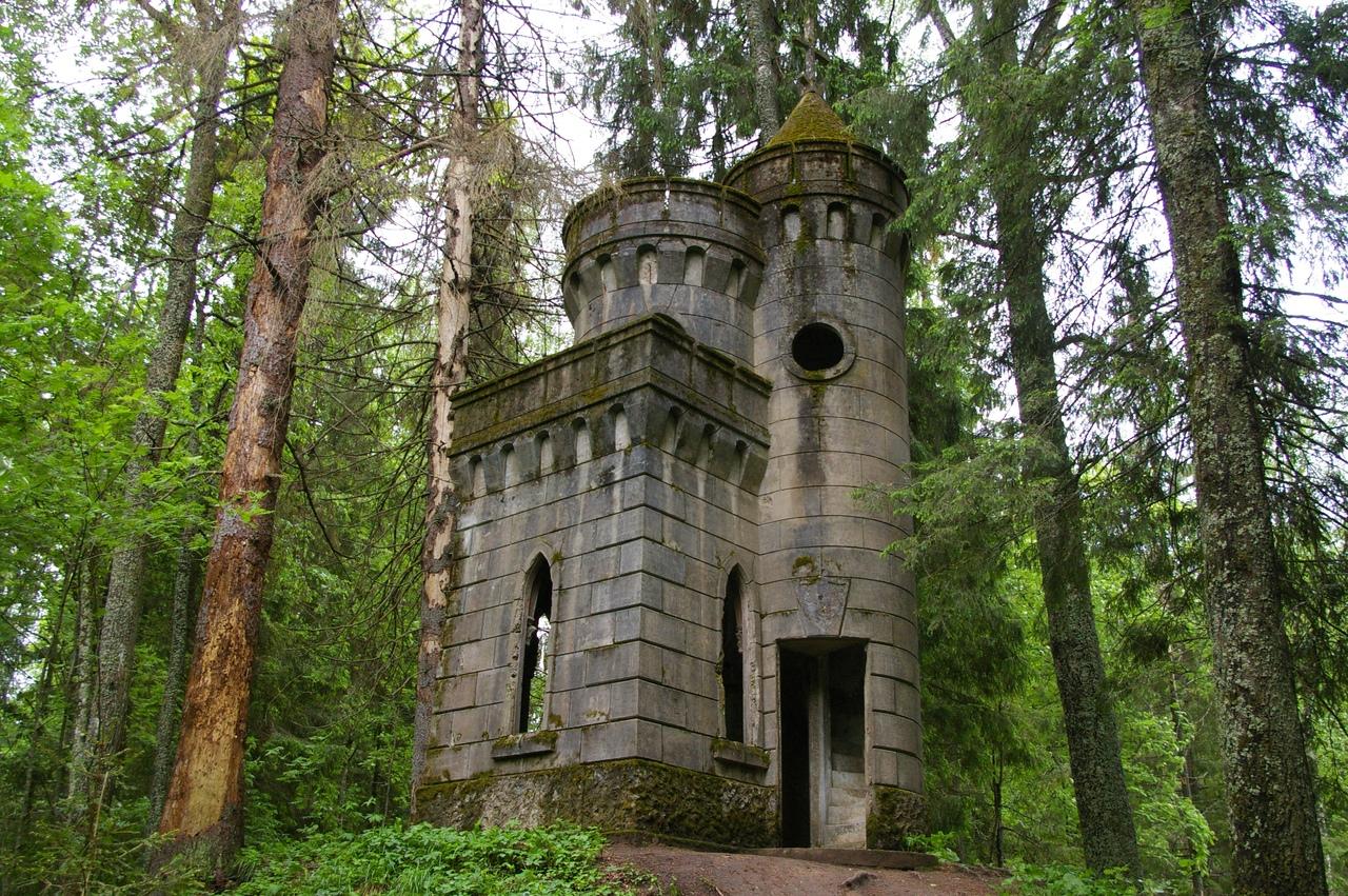 Усадьба Заветное, Новгородская область