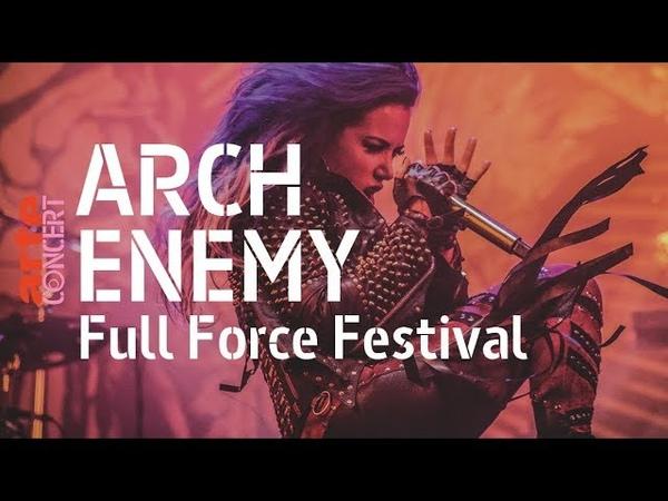 Arch Enemy - live @Full Force Festival 2019 - ARTE Concert