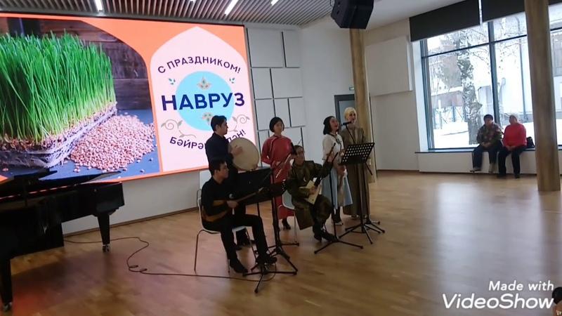 Музыкальная группа Тамыр - Тюркское попурри