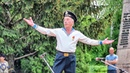 9 Мая - День Победы. Дед танцует Яблочко / May 9 - Victory Day. Grandfather dancing Yablochko