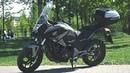 Honda NC750X обзор Паркетный турэндурик