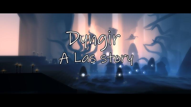 Dyngir, a Las story — Игра на движке Skyrim