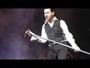 Depeche Mode - Barrel Of A Gun live @KROQ 1998 Rare footage HD