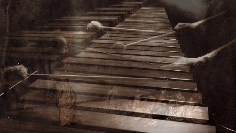 Bach: French Suite No. 6 in E major BWV 817 arr. for vibraphone marimba